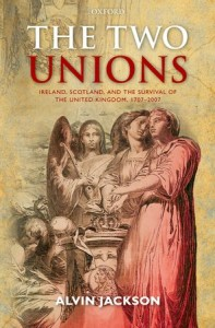 Alvin Jackson_Two Unions